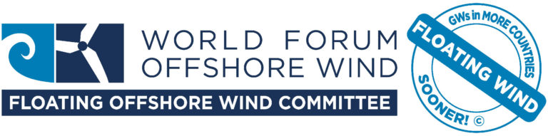 Floating Offshore Wind Committee Logo (Full)