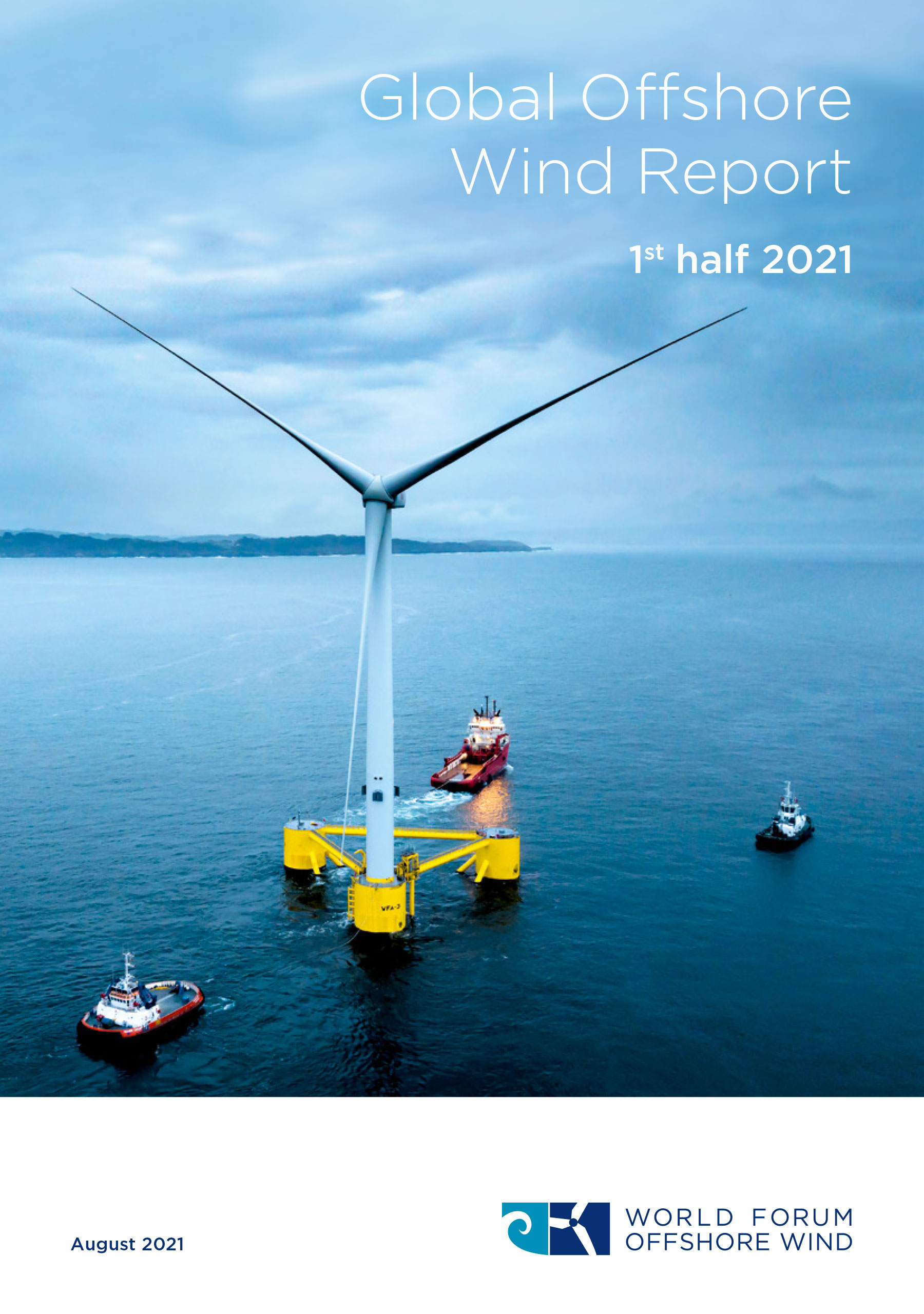 WFO Global Offshore Wind Report HY1 2021